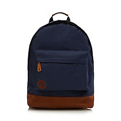 Mi-Pac - Navy 'Classic' backpack