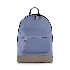 Mi-Pac - Light blue 'Classic' backpack