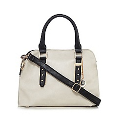 The Collection - Off white colour block grab bag