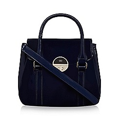 The Collection - Navy patent grab bag