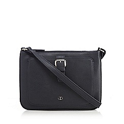 The Collection - Navy cross body bag