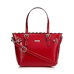 The Collection - Red patent grab bag
