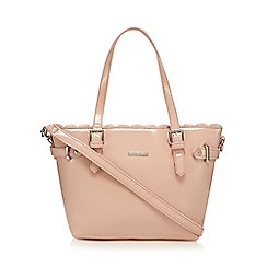 The Collection - Light pink patent grab bag