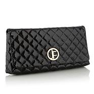 Black Burlington Clutch Bag