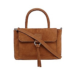 The Collection - Tan ring detail grab bag