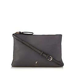 Fiorelli - Grey 'Daisy' cross body bag