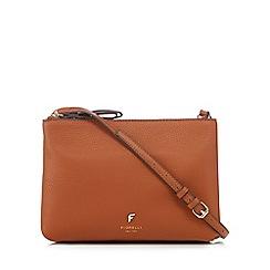 Fiorelli - Tan 'Daisy' cross body bag