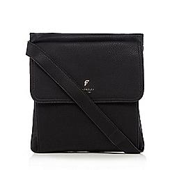 Fiorelli - Black 'Ivy' large cross body bag