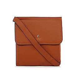 Fiorelli - Tan 'Ivy' large cross body bag