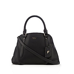 Fiorelli - Black 'Primrose' triple compartment grab bag