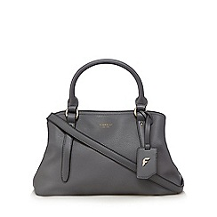 Fiorelli - Grey 'Primrose' triple compartment grab bag