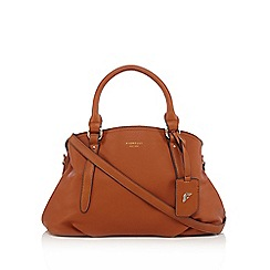 Fiorelli - Tan 'Primrose' triple compartment grab bag