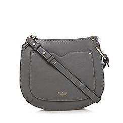 Fiorelli - Grey 'Boston' saddle bag