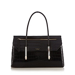 Fiorelli - Black 'Carlton' flap over shoulder bag