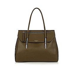Fiorelli - Khaki 'Carlton' tote bag