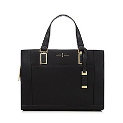 J by Jasper Conran - Black colour block grab bag
