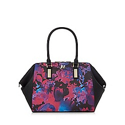 Star by Julien Macdonald - Multi-coloured floral print shoulder bag