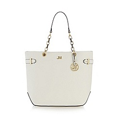 Star by Julien Macdonald - White detail shopper bag
