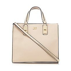 Star by Julien Macdonald - Light pink zip handle tote bag