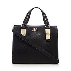 Star by Julien Macdonald - Black zip handle cross body bag