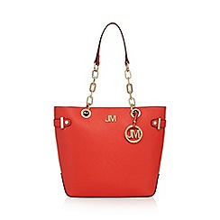 Star by Julien Macdonald - Coral small ring shopper bag