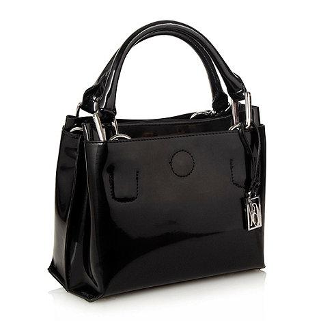 Principles by Ben de Lisi - Designer black 3-part grab bag