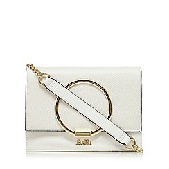Faith - White Chain strap Emily bag