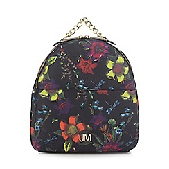 Star by Julien Macdonald - Multi-coloured floral print backpack