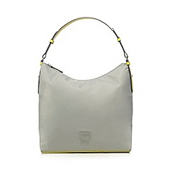 Principles by Ben de Lisi - Grey contrasting shoulder bag