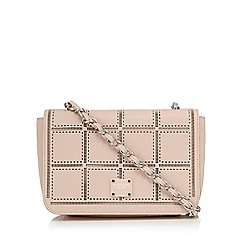 Principles by Ben de Lisi - Light pink cut-out shoulder bag