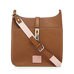 Principles by Ben de Lisi - Brown cross body bag