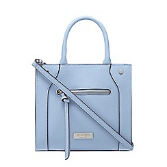 Principles by Ben de Lisi - Blue mini cross body bag