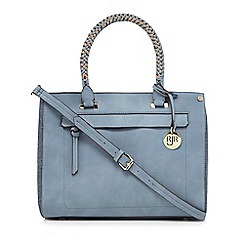 RJR.John Rocha - Blue plaited grab bag