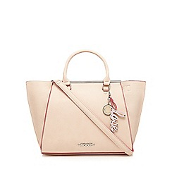 Floozie by Frost French - Light pink winged shoulder bag
