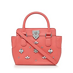 Floozie by Frost French - Coral stone detail small grab bag