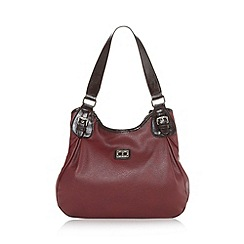The Collection - Wine scoop shoulder bag