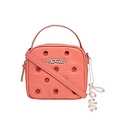 Floozie by Frost French - Coral eyelet small box grab bag