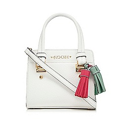 Floozie by Frost French - White small cross body bag