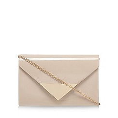 Call It Spring - Natural 'Zignago' clutch bag