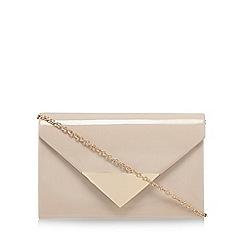 Call It Spring - Natural 'Zignago' clutch bag