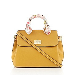 Call It Spring - Dark yellow 'Palatka' cross body bag