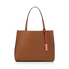 Call It Spring - Tan 'Bristo' tote bag