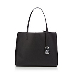 Call It Spring - Black 'Bristo' tote bag