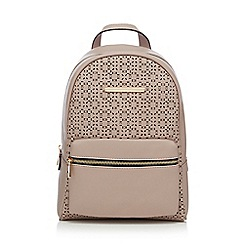 Call It Spring - Grey 'Dridia' backpack