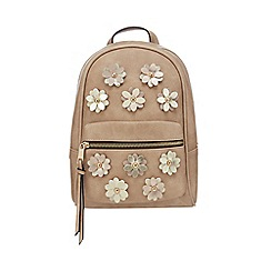 Call It Spring - Taupe 'Valdosta' backpack