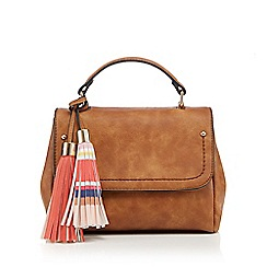 Call It Spring - Tan 'Abaysien' cross body bag