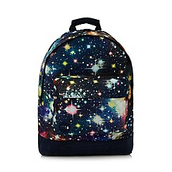 Mi-Pac - Multi-coloured galaxy zip through backpack