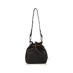 Marc B - Black duffle bag
