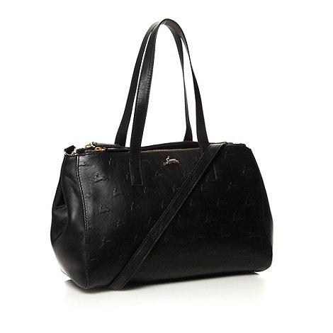 Aubrey - Black +bailey+ leather shoulder bag