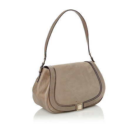 Aubrey - Light brown +norton+ shoulder bag